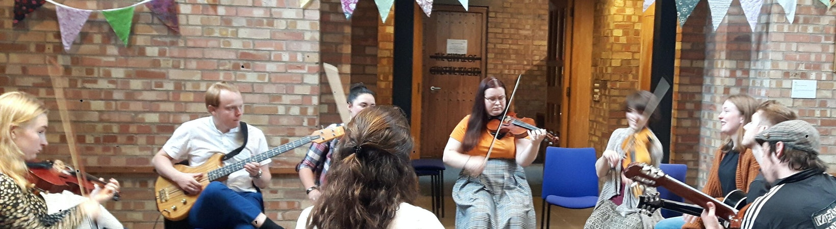 A week of Ethno music in York